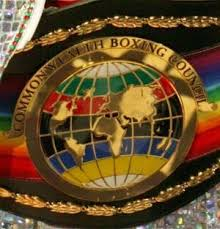 Sponsorship for the Commonwealth Boxing Council
