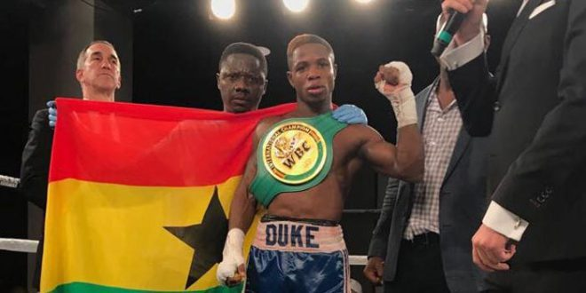 Duke Micah reflects on latest WBC title success and talks time as Commonwealth Champion